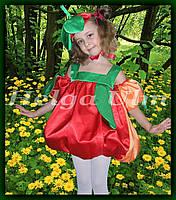 """Детский карнавальный костюм напрокат """"Яблоко"""", """"Яблучко"""""""