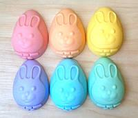 """Мыло """"Яйцо пасхальное"""" (с кроликом), фото 1"""