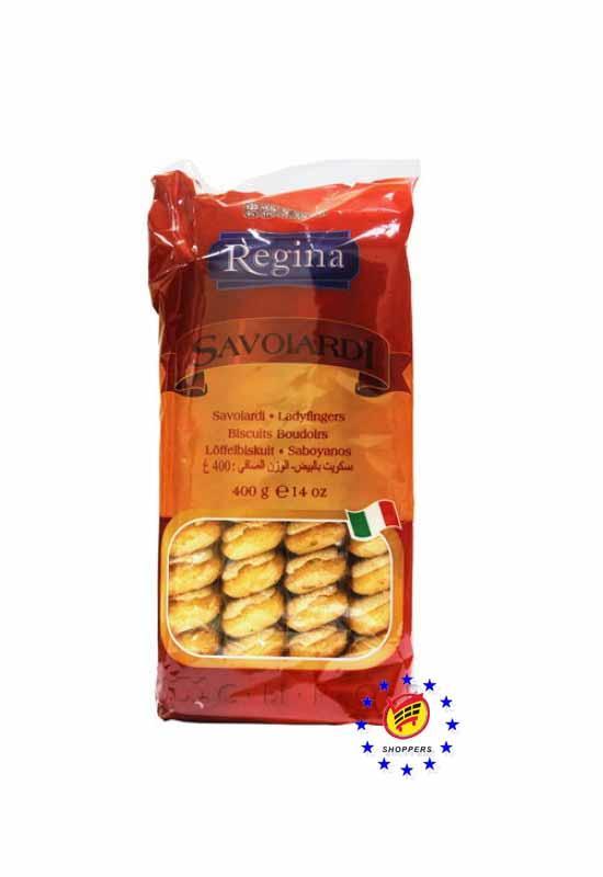 Бисквитное печенье Savoiardi Regina, 400 г