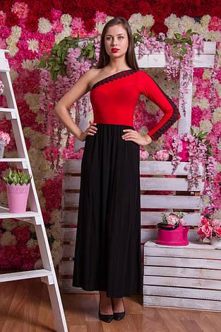 Платье 487