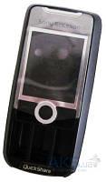 Корпус Sony Ericsson K700 Black
