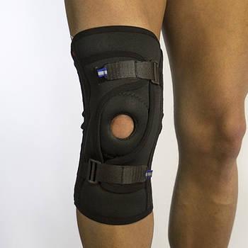 Бандаж для фіксації колінної чашечки неопреновий