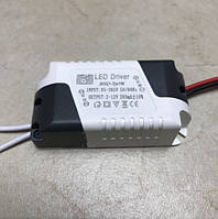Драйвер для светодиодов LED-(1-3)х1W IP20 (пластиковый) Код.58999