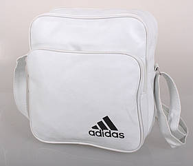 Спортивная белая сумка для мужчин