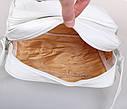 Спортивная белая сумка для мужчин , фото 5