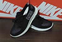 Летние мужские кроссовки Nike Air Max Melburn. Мужские городские кроссовки Найк, реплика