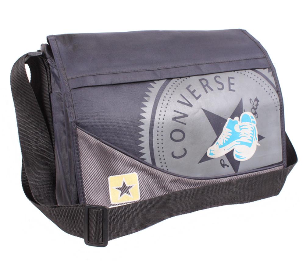 Спортивная текстильная сумка KAPP008-5 черная