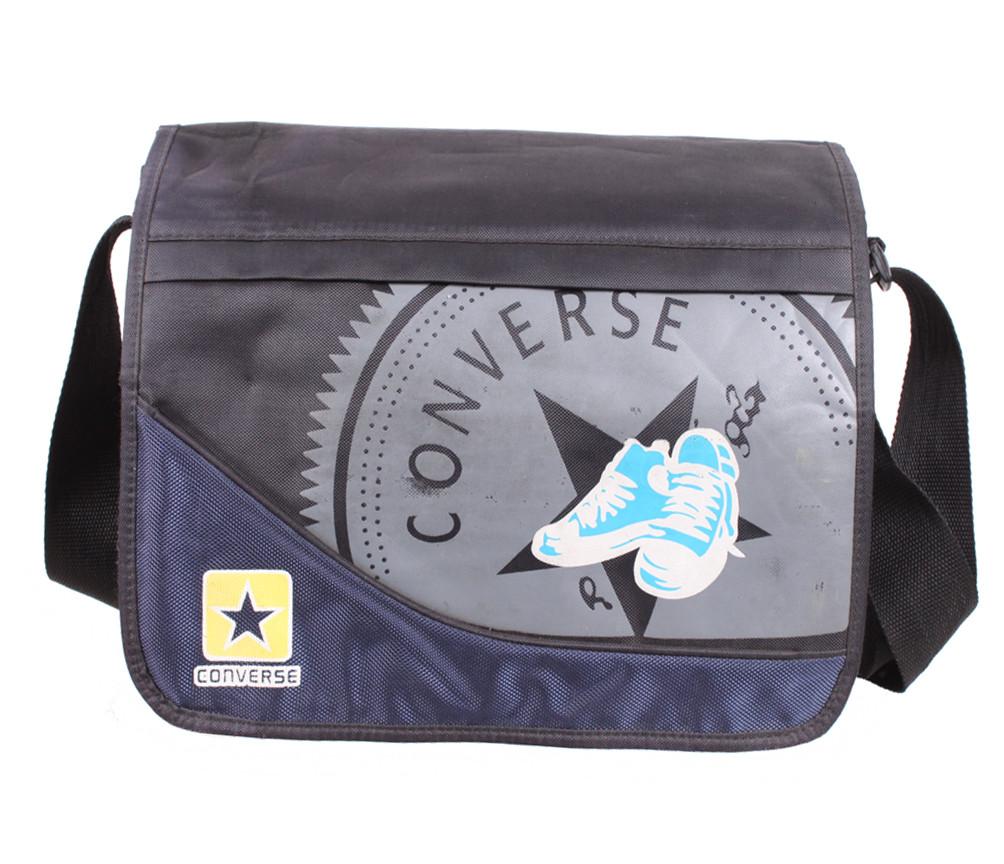 Спортивная текстильная сумка KAPP008-8 черная
