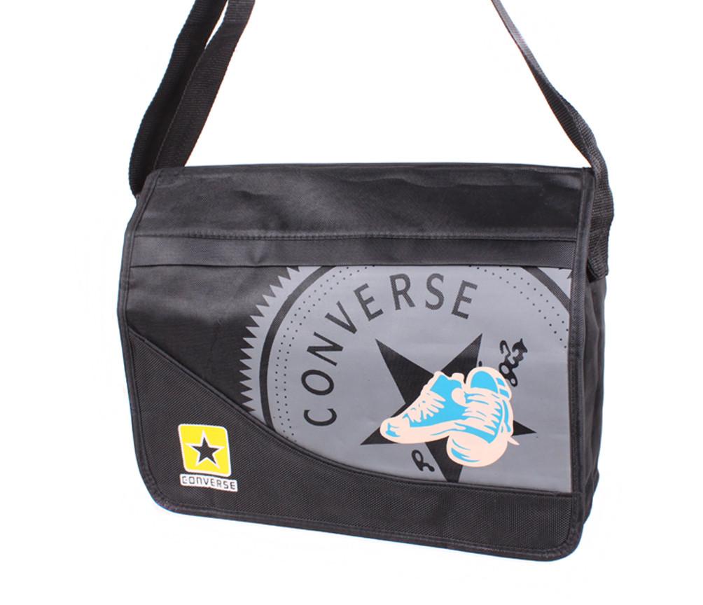 Спортивная текстильная сумка KAPP008-10 черная