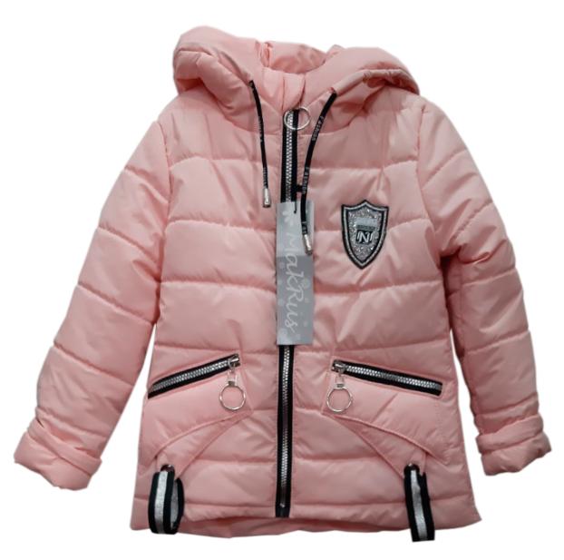 Весенняя курточка для девочки от 110 по 134 размер
