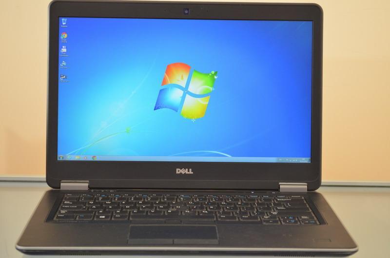 Ультрабук б/у Dell Latitude E7440 Intel Core i5 / 8Gb / SSD 256Gb
