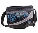 Спортивная текстильная сумка KAPP008-17 черная, фото 5