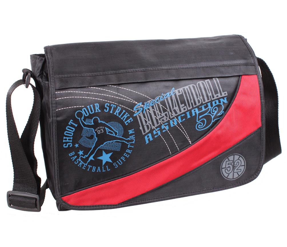 Спортивная текстильная сумка KAPP008-18 черная