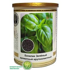 Семена базилика «Ароматный» (зеленый) 100 г, инкрустированные (Агромакси)