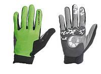 Перчатки  NORTHWAVE MTB AIR MAN FullGloves Green р.L