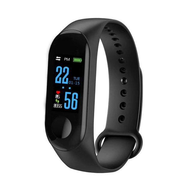 Фитнес трекер UWatch М3 спортивные часы