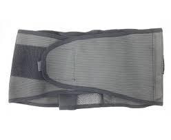 Корсет попереково-крижовий з тяговою системою універсальний чор