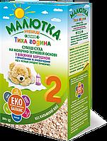 Сухая молочная смесь Малютка Premium 2 с овсяной мукой, 300 г