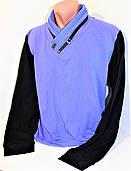 Футболка мужская длинный рукав № 21253