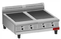 Плита эл. Inox Electric 2SC/2E CERANE 600