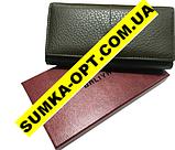 Жіночі гаманці з натуральної шкіри Baliya (коричневий)10*19, фото 2