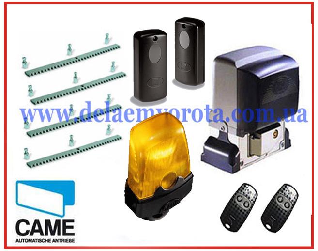 CAME BX-78. Комплект автоматики для откатных ворот.
