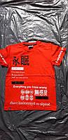 Подростковая футболка CEGISA  для мальчика от 10 до 14 лет., фото 1