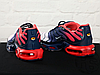 Мужские кроссовки Nike Air Max Plus Hyperfuse Midnight Navy University Red 483553-416, фото 4