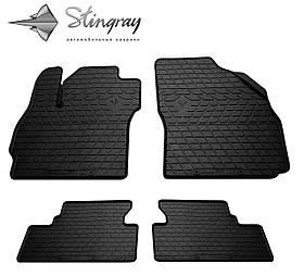 Коврики резиновые в салон Mazda 5 2005-2010 (4 шт) Stingray 1011144