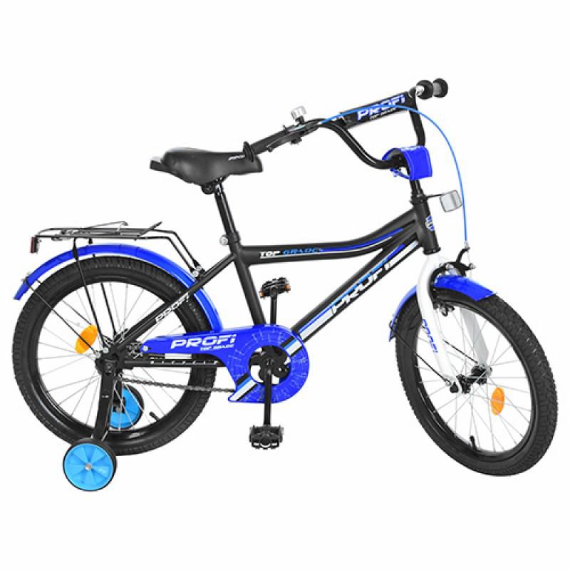 Детский двухколесный велосипед PROFI 18 дюймов, Y18101 Top Grade
