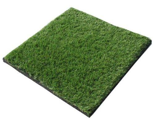 Резиновая плитка-трава спортивная (20/20 мм)