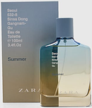 ZARA Seoul Summer  EDT 100 ml   (оригинал подлинник  Испания), фото 2