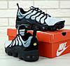"""Мужские кроссовки Nike TN Plus Vapormax """"White/Grey"""" ( в стиле Найк  ), фото 2"""