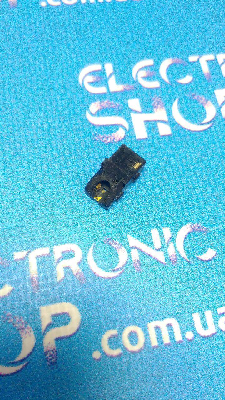 Разъем наушников Sony st27 Original б.у