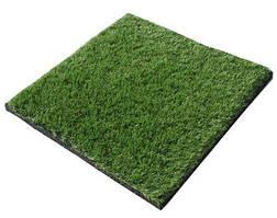 Гумова плитка-трава PuzzleGym Decor 500х500 мм (20/8 мм)