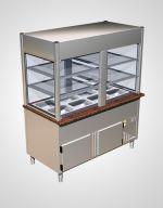 Витрина холодильная Mawi BCH 1. 1 под хаках