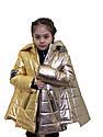 """Підліткова куртка для дівчинки """"Галактика"""", фото 5"""