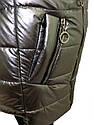 """Підліткова куртка для дівчинки """"Галактика"""", фото 6"""