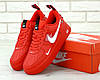 """Мужские кроссовки Nike Air Force 1 '07 """"Red"""" ( в стиле Найк Аир ), фото 2"""