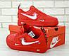 """Мужские кроссовки Nike Air Force 1 '07 """"Red"""" ( в стиле Найк Аир ), фото 4"""