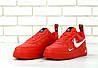 """Мужские кроссовки Nike Air Force 1 '07 """"Red"""" ( в стиле Найк Аир ), фото 5"""