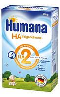 Сухая молочная гипоаллергенная смесь Humana HA 2, 500 г.