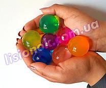 Орбіз XXL 10 шт. великі кульки зростаючі у воді, орбізи, гідрогель, Orbeez