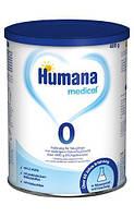 Сухая молочная смесь Humana 0 с LC PUFA, пребиотиками и нуклеотидами, 400 г.