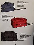AIRTEX 610 Франція валізи чемоданы сумки дорожні на колесах, фото 9