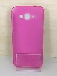 Силиконовый чехол для Samsung Galaxy Grand Prime G530 (Pink)