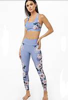 Комплект спортивный/для фитнеса Forever21 топ и легинсы не nike reebok adidas under armour, фото 1