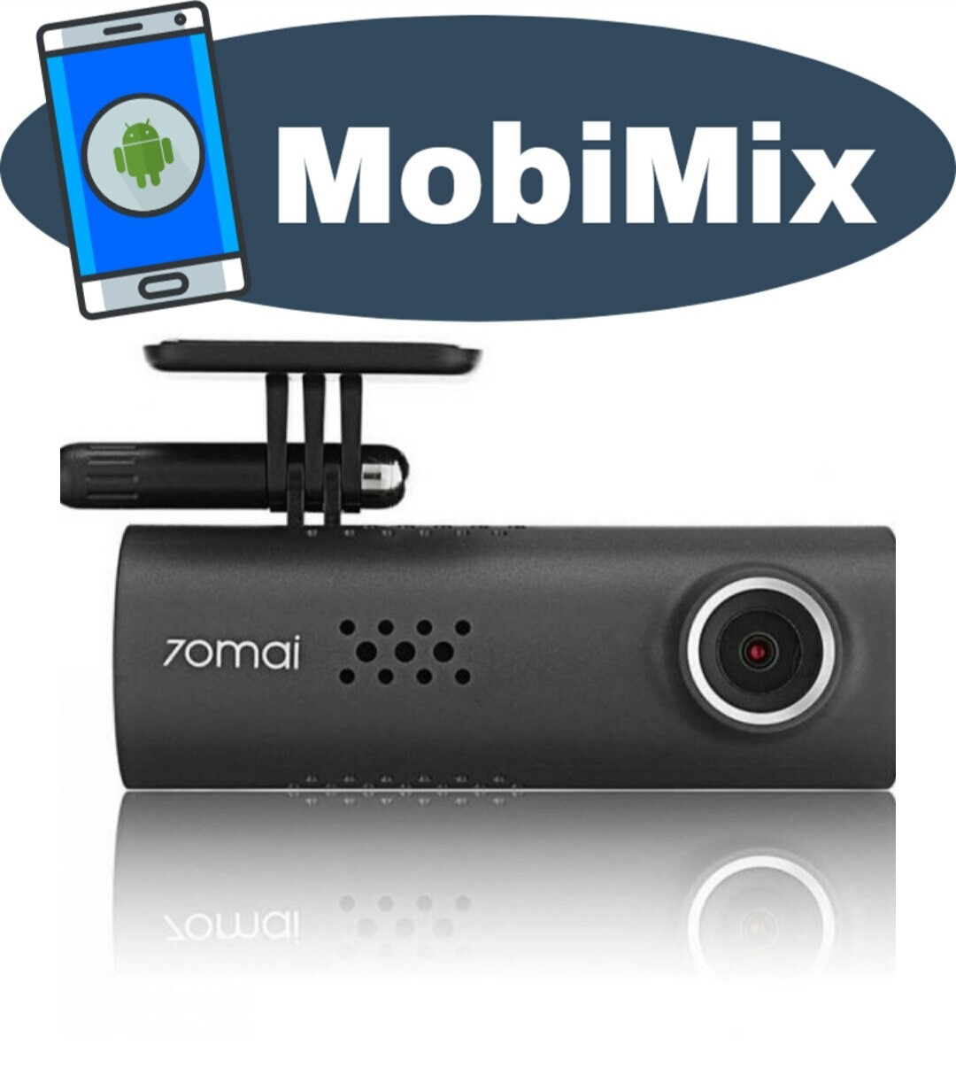 Xiaomi 70 Minutes Smart WiFi Car DVR Global