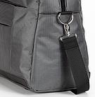 Дорожная сумка Dolly 791 три расцветки 44 см. - 17 см. - 30 см., фото 8