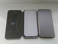 Чехол- книга Premium для Samsung A6 plus (серый), фото 1